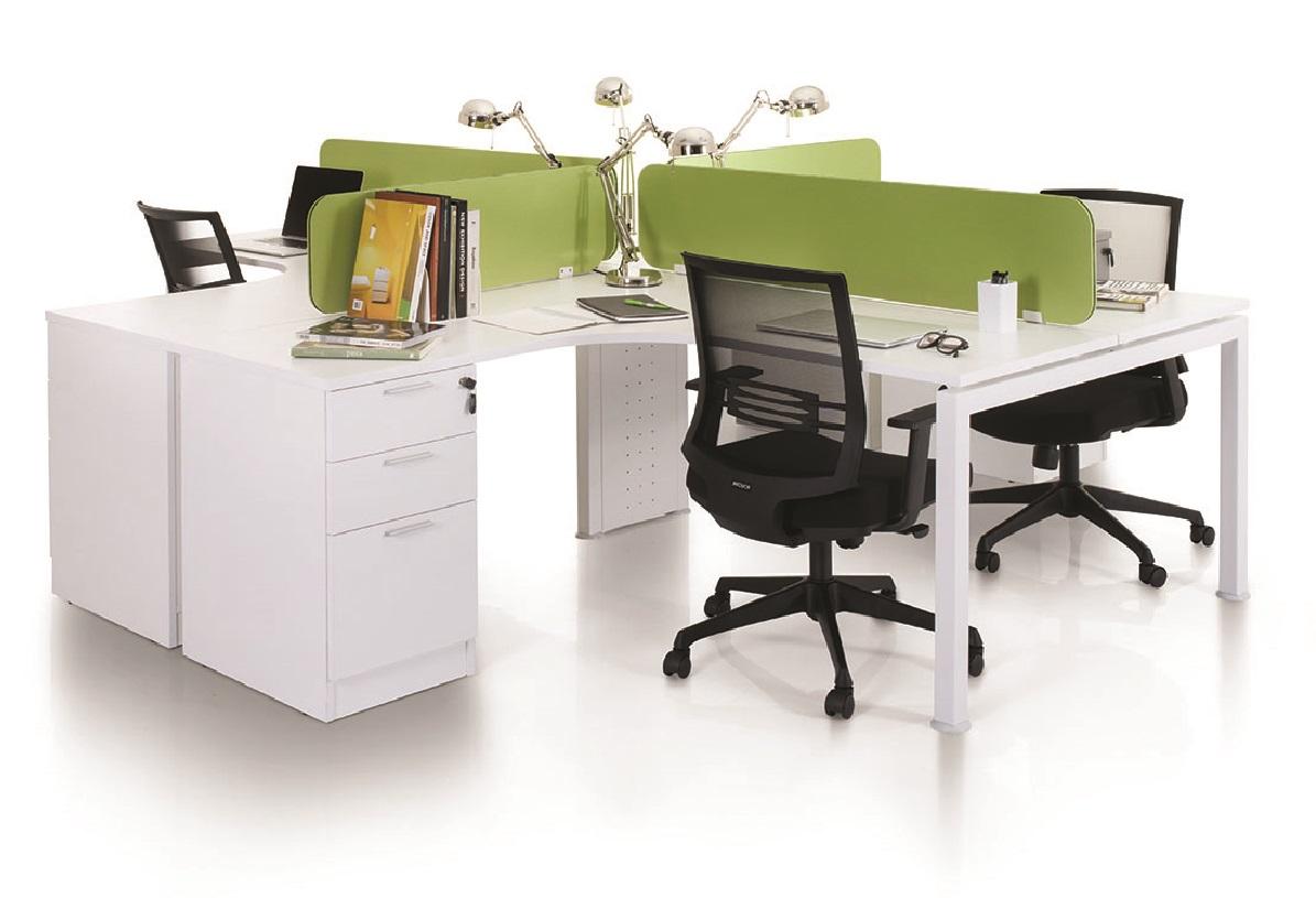 Giới thiệu Modul bàn văn phòng hãng Meco