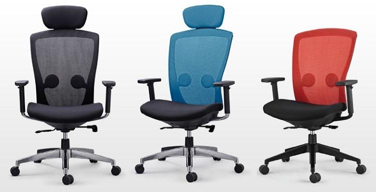 Xu hướng sử dụng ghế lưới trong văn phòng
