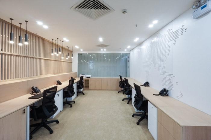 Tham khảo văn phòng Capital Merita - Hà Nội