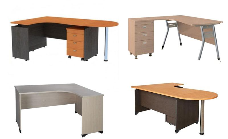 4 mẫu bàn góc nội thất Hòa Phát được nhiều văn phòng sử dụng