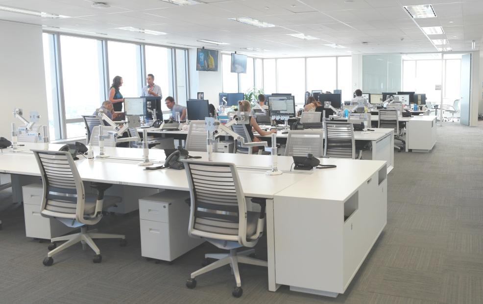 5 xu hướng thiết kế sẽ giúp văn phòng làm việc hiệu quả hơn