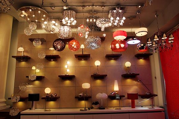 Tìm hiểu 1 số kiểu loại đèn trong trang trí nội thất