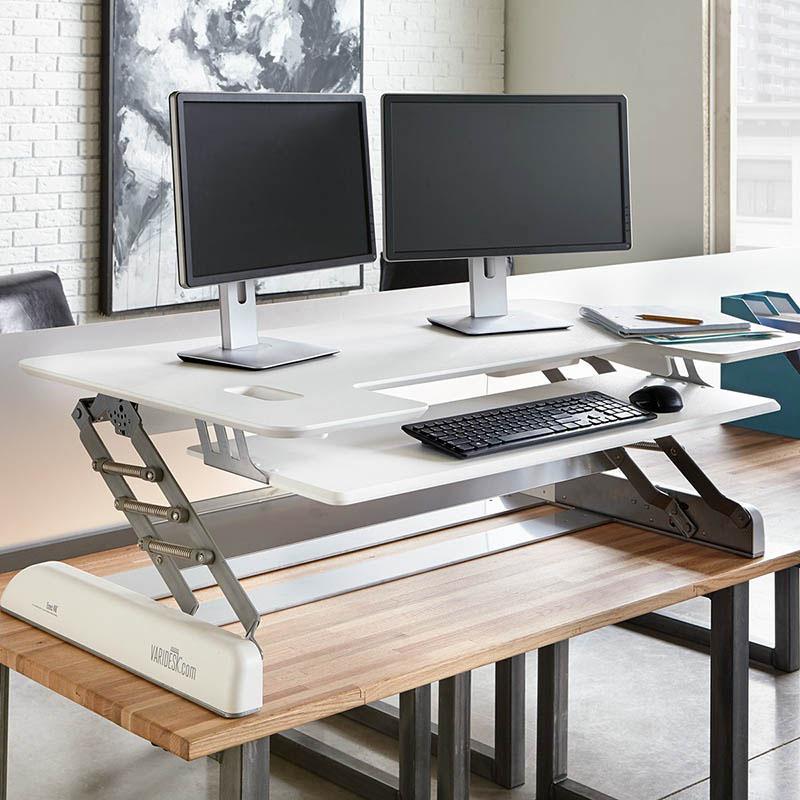 Giới thiệu bàn nâng hạ máy tính