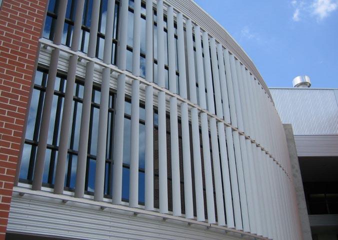 6 loại lam chắn nắng đẹp và hiệu quả được sử dụng cho thi công văn phòng và nhà ở