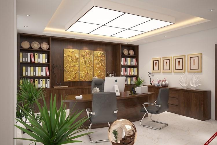 Lưu ý khi thiết kế các khu vực phòng làm việc trong văn phòng