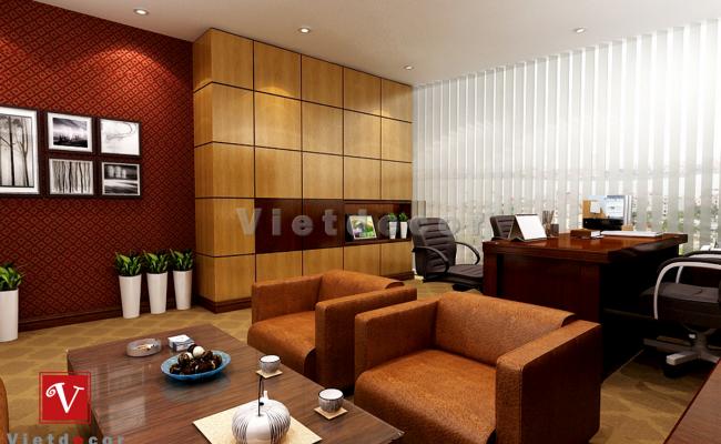 Tham khảo các mẫu thiết kế nội thất văn phòng hiện đại