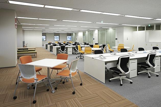 Thế nào là một văn phòng có thiết kế hiện đại?