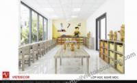 Thiết kế lớp học giúp thúc đẩy sự tiến bộ của học sinh tiểu học