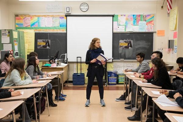 Thay đổi nội thất lớp học giúp tăng cường tương tác giữa học sinh trong giờ học