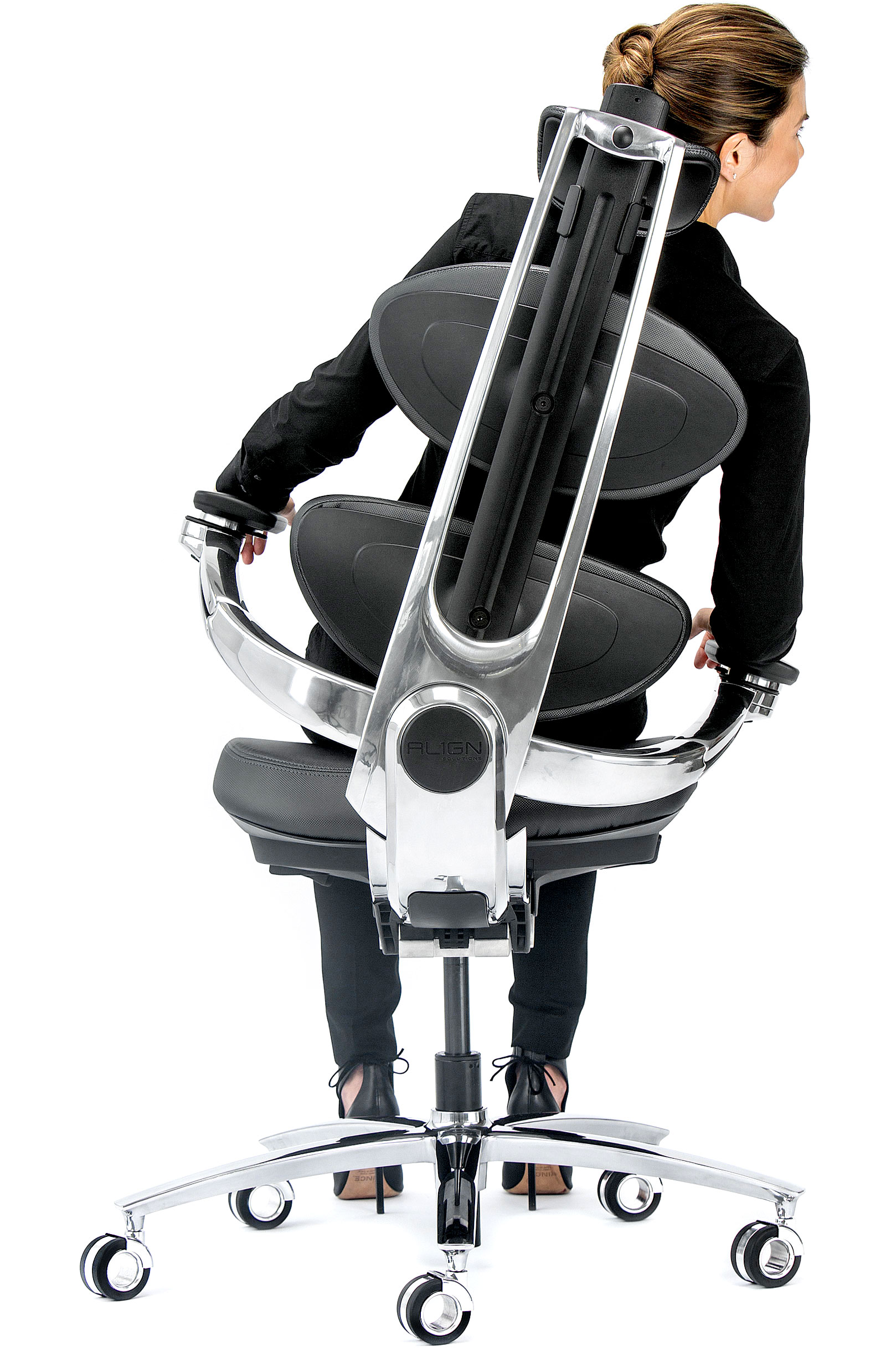 Cuộc cách mạng tiếp theo trong thiết kế chiếc ghế văn phòng MUUV