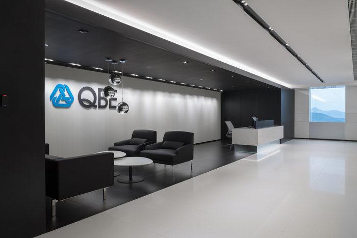 Tham khảo nội thất văn phòng bảo hiểm và môi giới bảo hiểm ở Hồng Kông