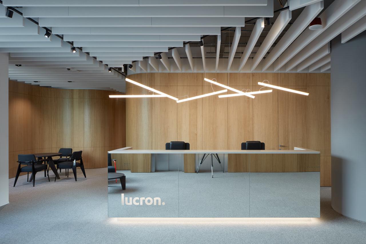 Thiết kế văn phòng thẩm mỹ để tác động tích cực đến các giác quan