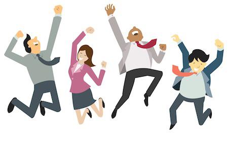 Tăng cường hạnh phúc trong công việc