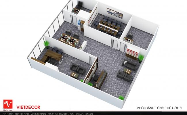 Gợi ý về thiết kế văn phòng có diện tích nhỏ để mang lại hiệu quả trong công việc?