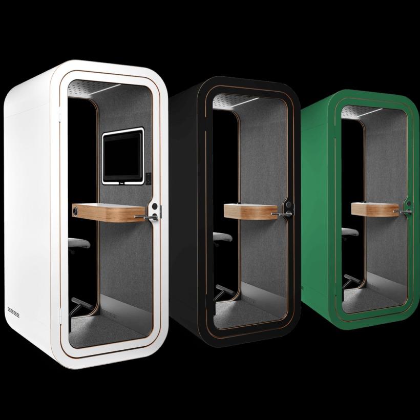 Cabin chuyên dùng cho cá nhân và làm việc nhóm nhỏ của Framery