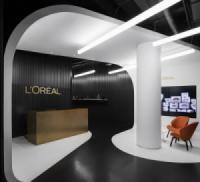 Tham khảo nội thất Văn phòng L'Oréal tại Moscow