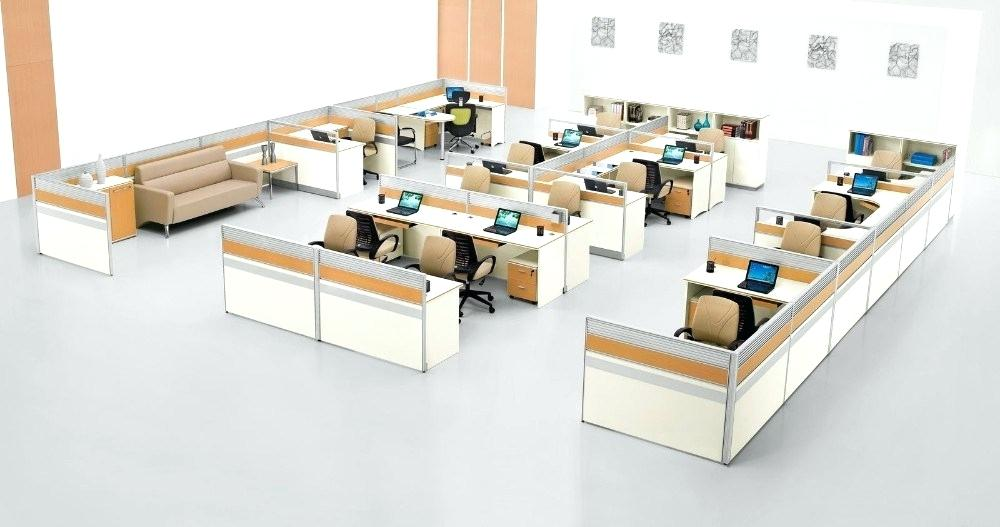 Cách khắc phục những nhược điểm của không gian văn phòng mở