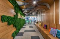Thiết kế văn phòng phong cách Biophilic