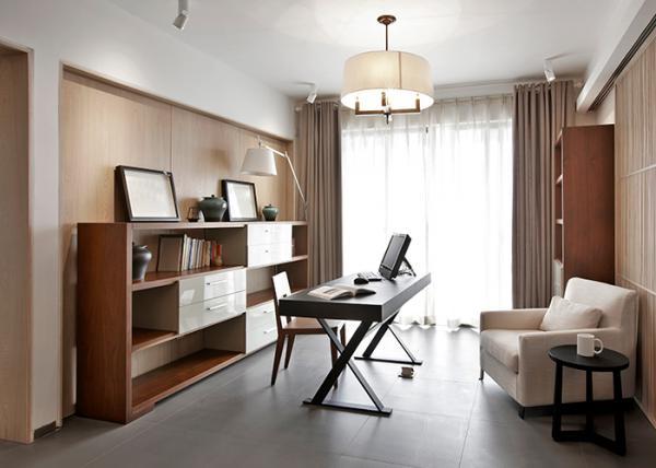 Thiết kế không gian làm việc văn phòng tại nhà