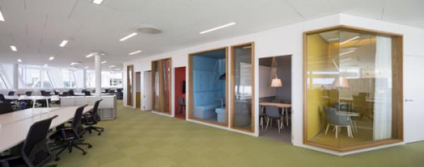 Không gian văn phòng linh hoạt là xu hướng thiết kế văn phòng hiện đại mới