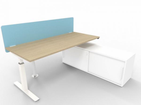 Giới thiệu bàn làm việc điều chỉnh độ cao NOVARA