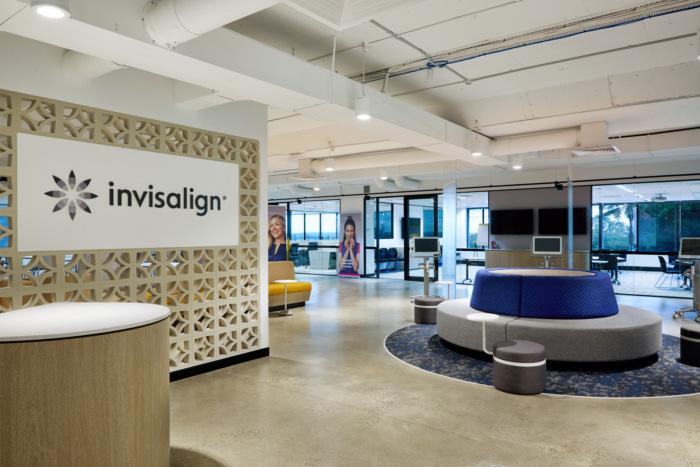 Tham khảo thiết kế văn phòng đào tạo nha khoa Invisalign ở Sydney