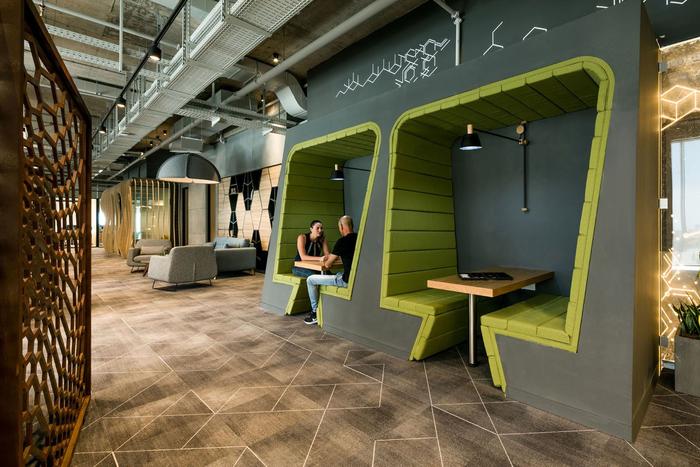 Xu hướng thiết kế văn phòng hiện đại hiệu quả năm 2020