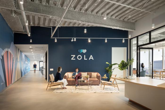 Tham khảo 2 công trình nội thất văn phòng tại New York