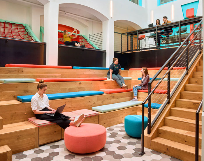 Làm sao để văn phòng có một không gian linh hoạt và đa chức năng