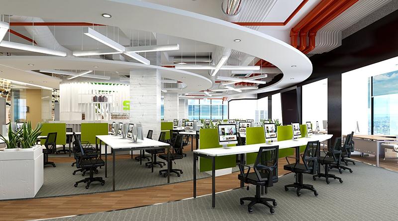 Ý tưởng trang bị nội thất cho một văn phòng hoàn chỉnh
