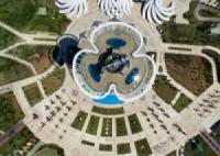 Tham khảo tòa nhà tháp quan sát tại trung tâm hội chợ triển lãm năm 2016