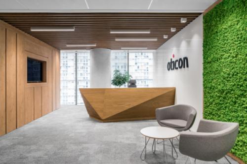 Tham khảo 2 thiết kế văn phòng xanh tại Mỹ và Ba lan