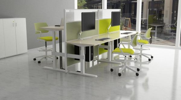 Tham khảo một số sản phẩm nội thất văn phòng hãng ZenPro - Malaysia