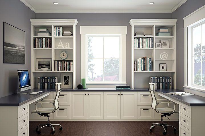 Những điều thiết kế nội thất cho văn phòng tại nhà cần biết