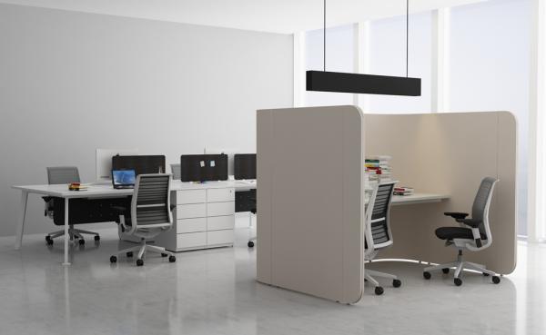 Điểm lại phong cách thiết kế văn phòng đến giữa năm 2020.