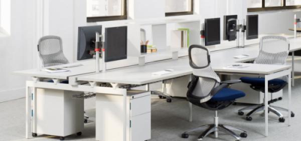 Sản phẩm nội thất văn phòng hãng Knoll