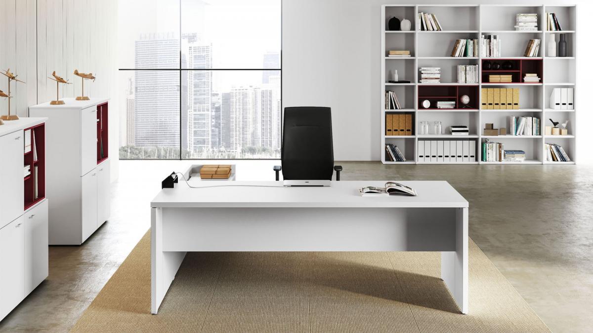 Bàn văn phòng hình chữ L
