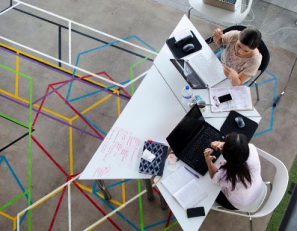 Ích lợi của việc thiết kế thi công văn phòng hiện đại