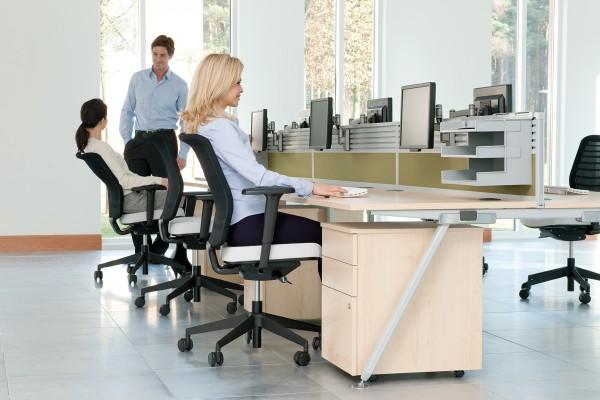 Tìm hiểu phong cách thiết kế văn phòng Ecgônômi