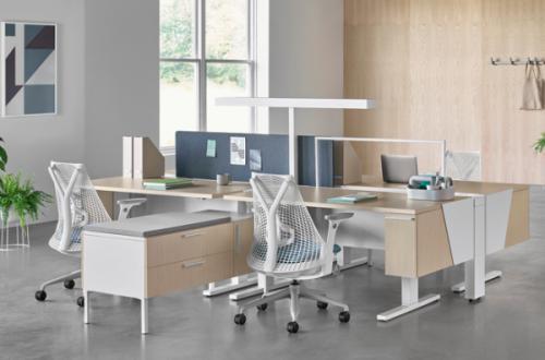 Nên chọn nội thất sản xuất đóng mới hay mua sẵn cho văn phòng?