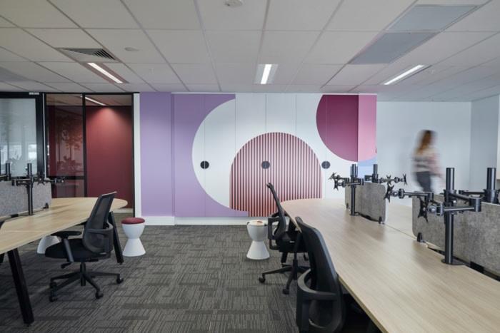 Tham khảo thiết kế một văn phòng Viện nghiên cứu thuế tại Úc