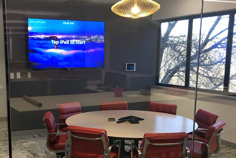 5 Ý tưởng & Xu hướng Thiết kế Phòng họp cho năm 2021