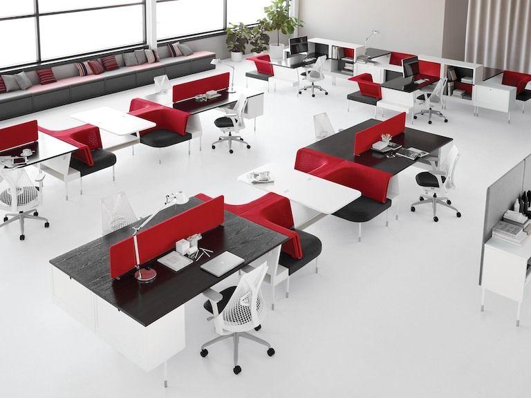 Ưu điểm của văn phòng với không gian mở hiện đại