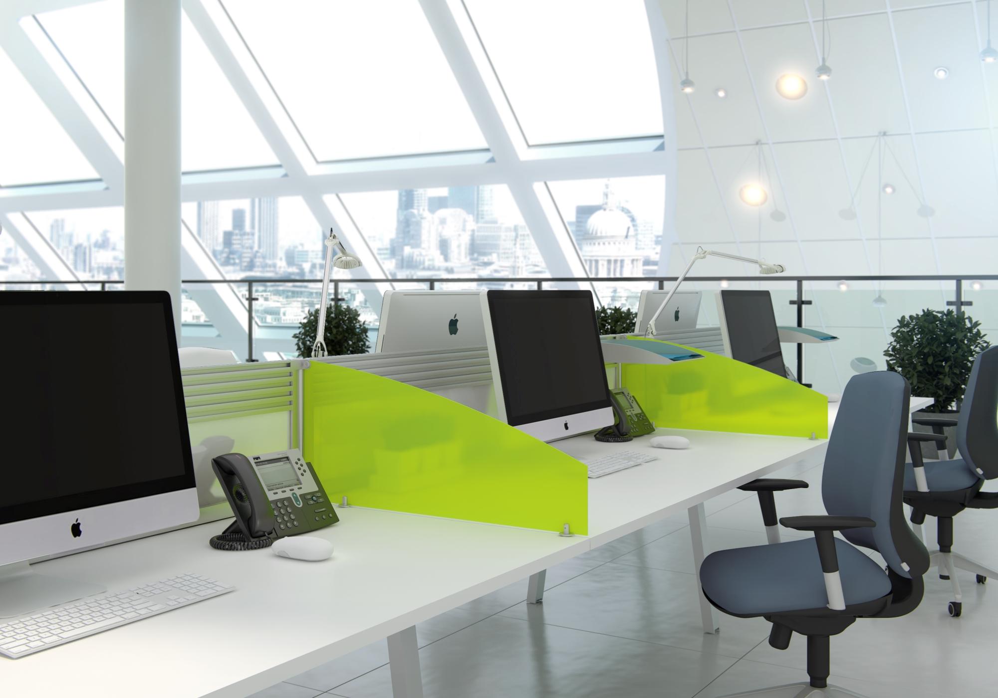 thiết kế nội thất văn phòng hiện đại