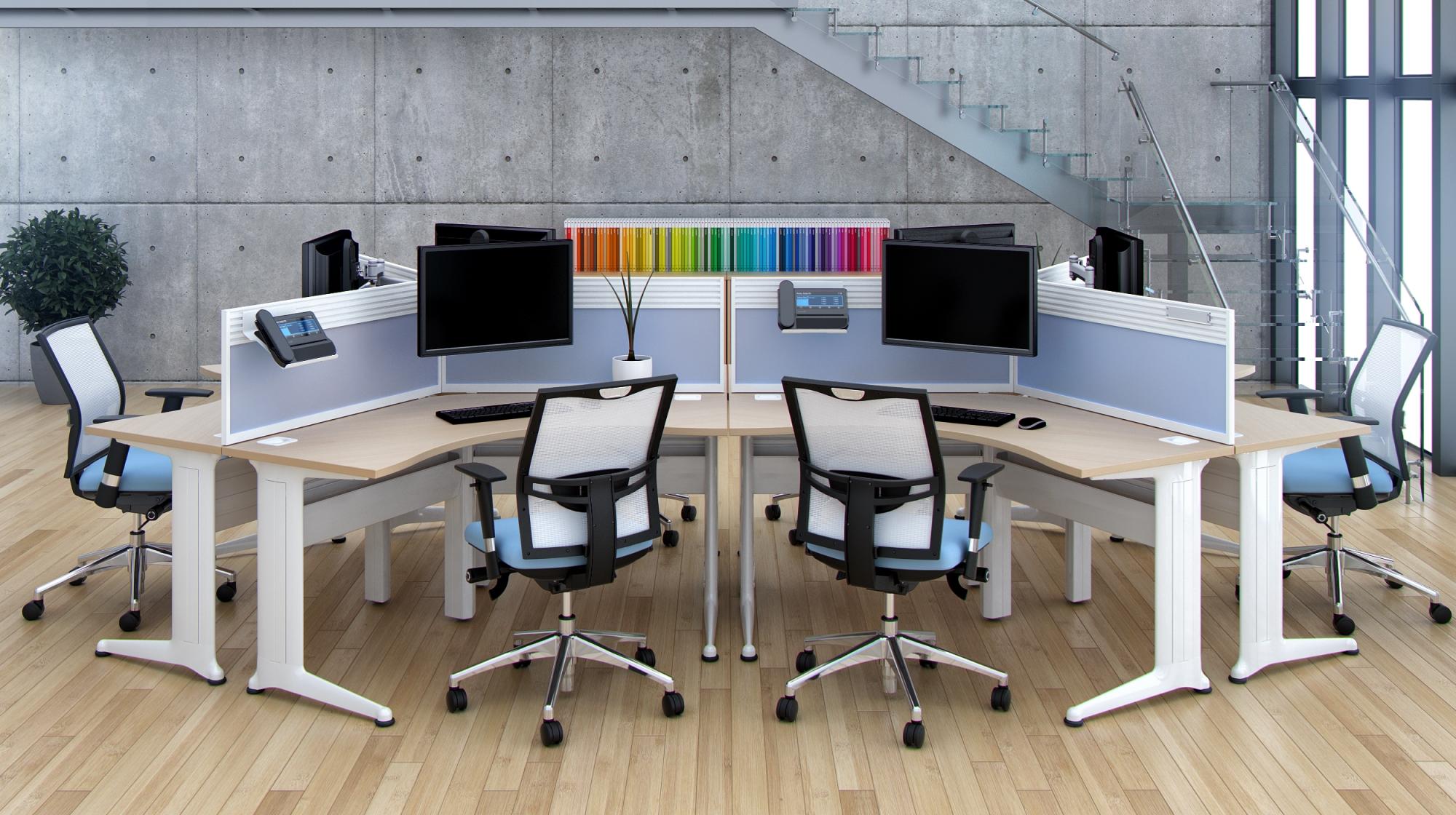 trang trí nội thất văn phòng nhỏ