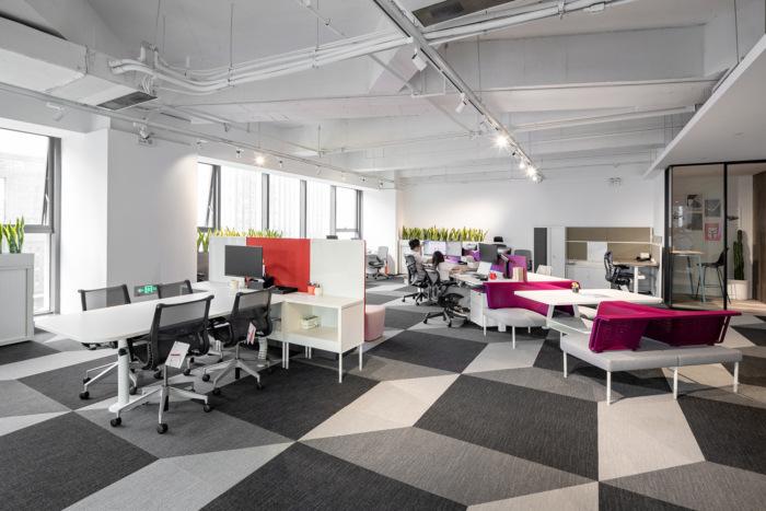 thiết kế thi công sản phẩm nội thất văn phòng
