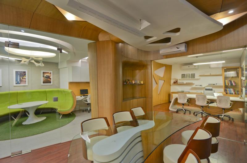 thiết kế văn phòng trọn gói