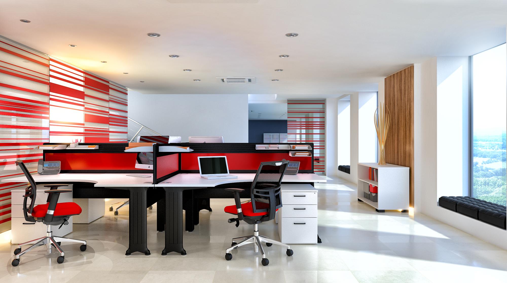 mẫu văn phòng đẹp
