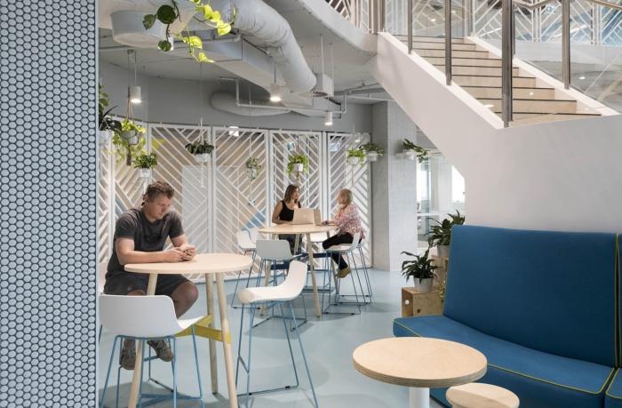 thiết kế văn phòng hiện đại hà nội