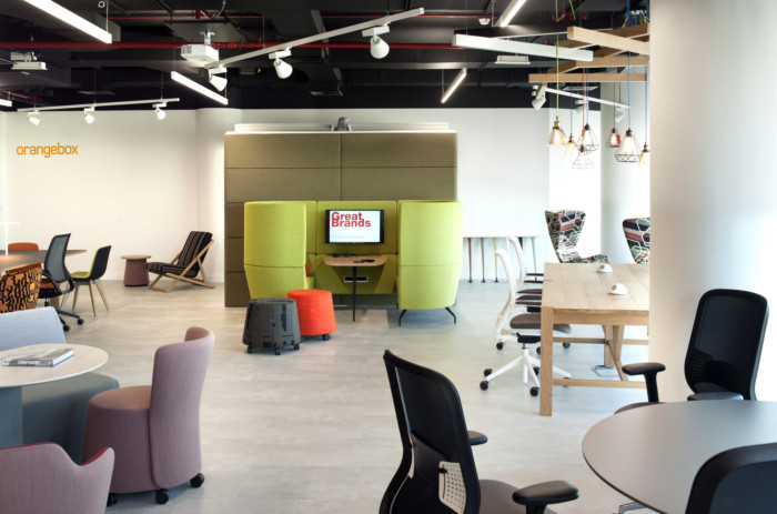 chuyênthiết kế nội thất văn phòng